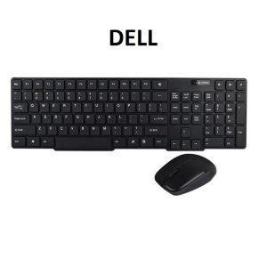 Combinaison clavier souris DELL