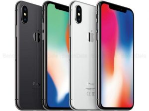 Iphone X - Mémoire 256Go, RAM 3Go, Photo 12Mp, Ecran 5.8""